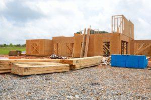 Terrain en construction ICI Courtier Grenoble Voiron